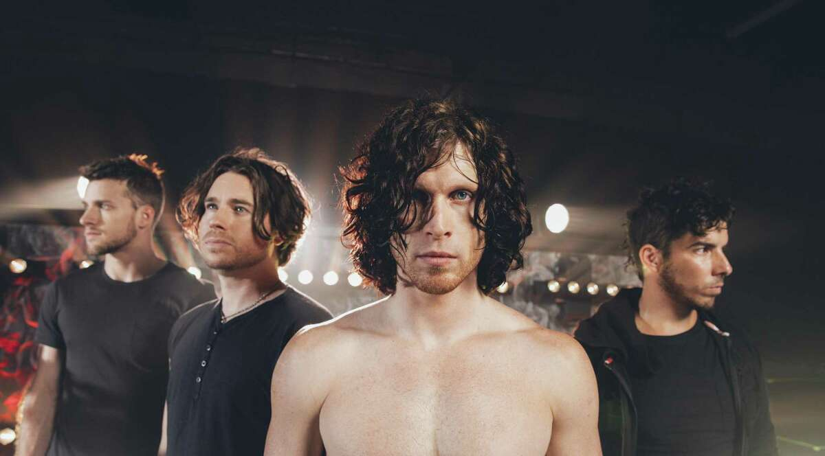 San Antonio rock band Nothing More has been nominated for three Grammy Awards: Best rock song and best rock performance for