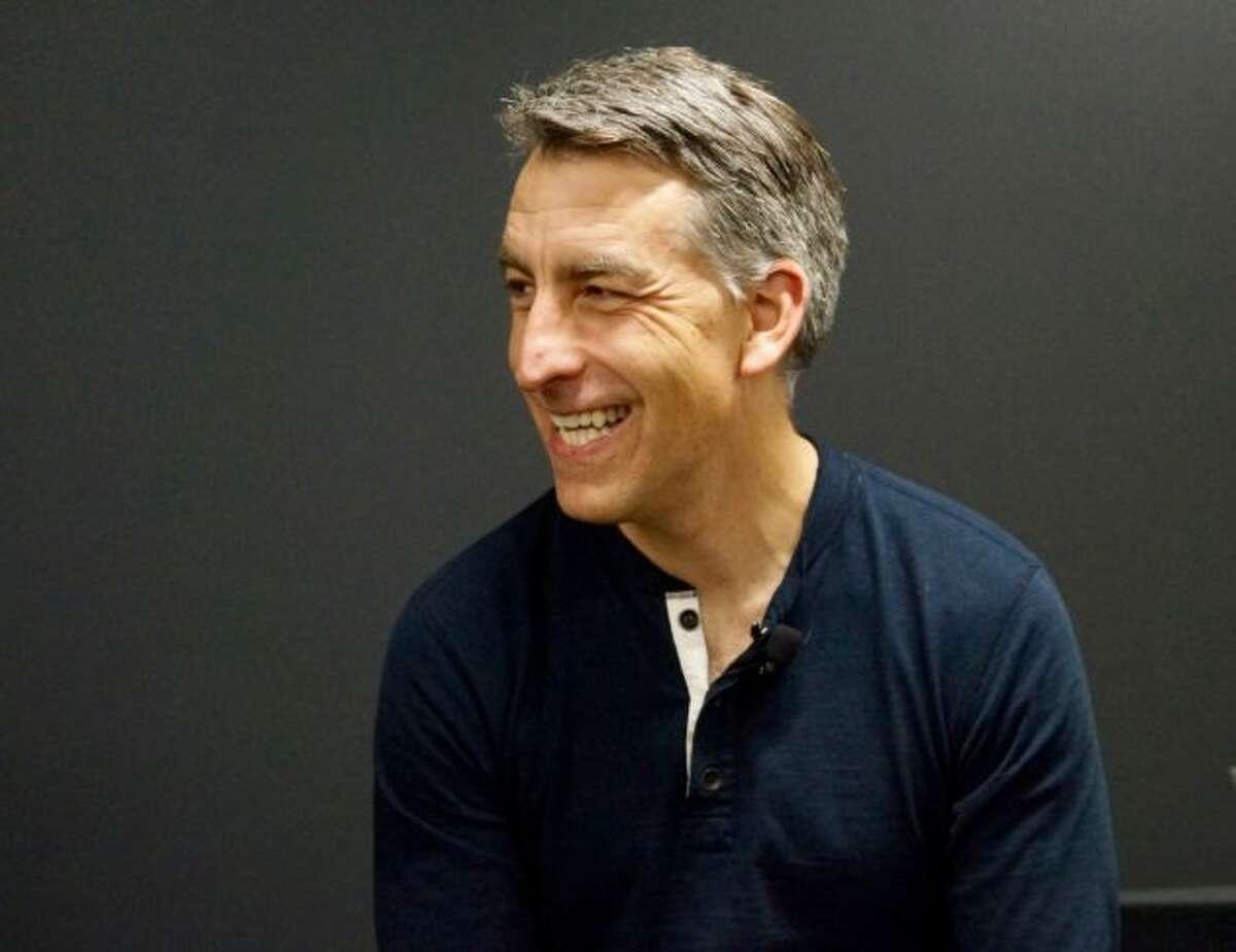 Redfin CEO Glenn Kelman at Seattle Startup Week.
