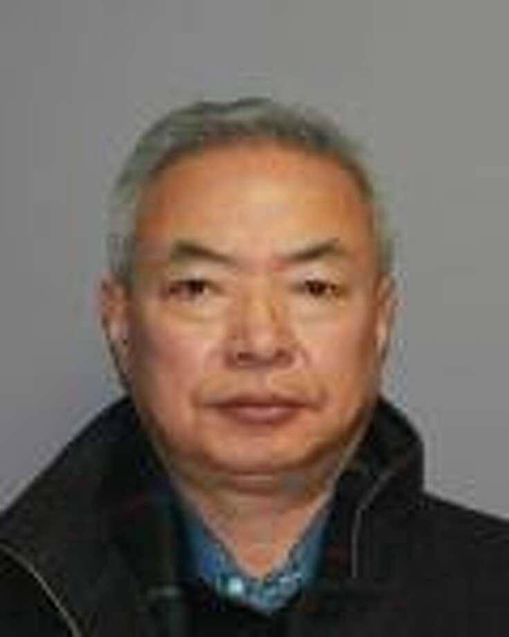 Jong E. Rim of Clifton Park Photo: State Police