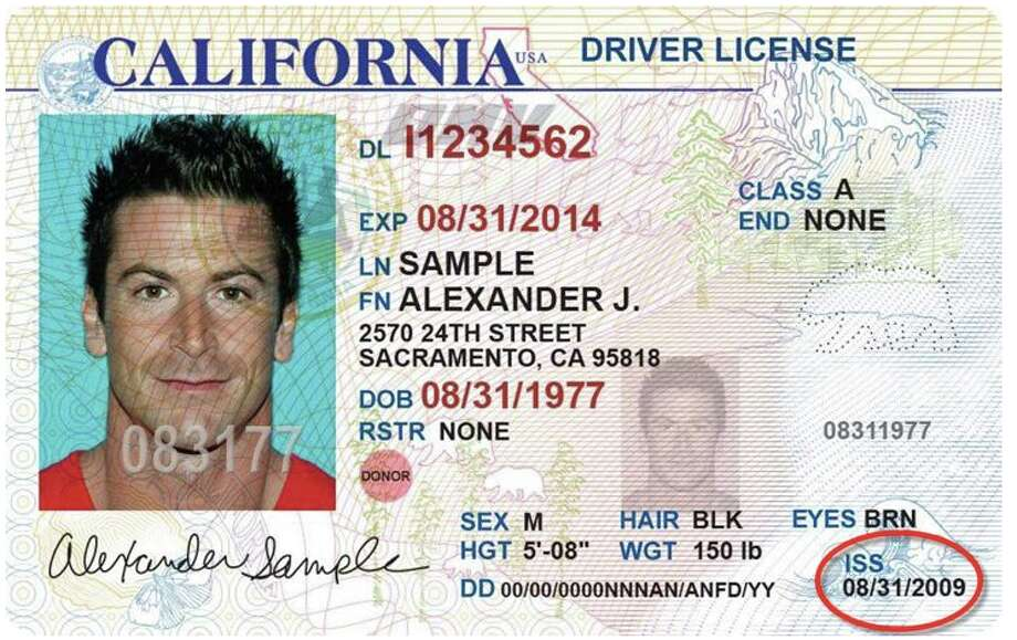 This is not a Real ID compliant license