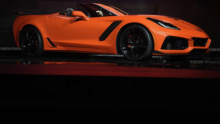 If you're looking to spend big on one of the hottest sports cars of 2018, the 2019 ZR1 Corvette Convertible fits the bill. Car and Driver reports Chevy promises the 'Vette can travel at more than 200 mph and a 0-to-60 mph in less than three seconds. The ZR1 coupe starts at $119,995 and the convertible starts at $123,995, according to Car and Driver. Photo: Kevork Djansezian/Getty Images