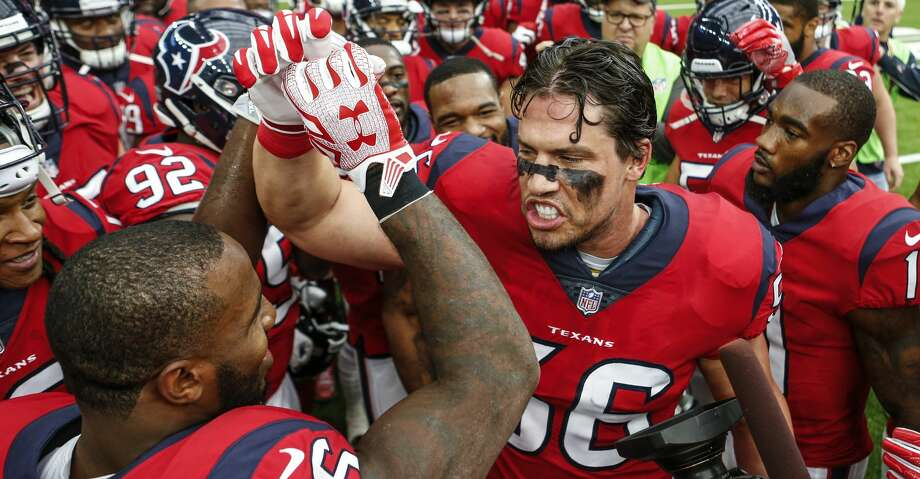 PHOTOS: Contract situation for each Texans player headed into the 2019 offseason 