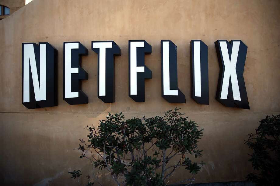 FILE - JULY 21, 2014: It was reported that Netflix reported a second-quarter profit of $71 million, or $1.15 a share, on revenue of $1.34 billion July 21, 2014. LOS GATOS, CA - JANUARY 22:  A sign is posted in front of the Netflix headquarters on January 22, 2014 in Los Gatos, California. Netflix will report fourth quarter earnings today after the closing bell.  (Photo by Justin Sullivan/Getty Images) ORG XMIT: 464895019 Photo: Justin Sullivan / 2014 Getty Images