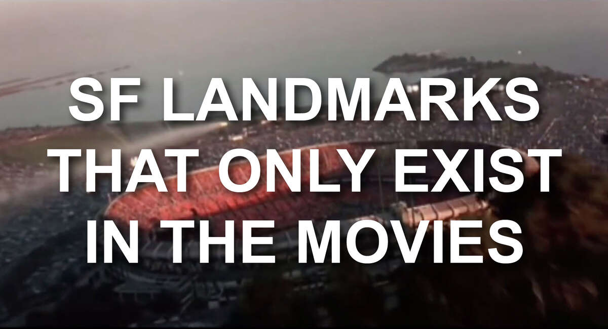 San Francisco has lost many beloved landmarks over the years, like Candlestick Park and the Sutro Baths. But you can still see those landmarks in these movies. Click through to see which films feature your favorite, long-gone spots.