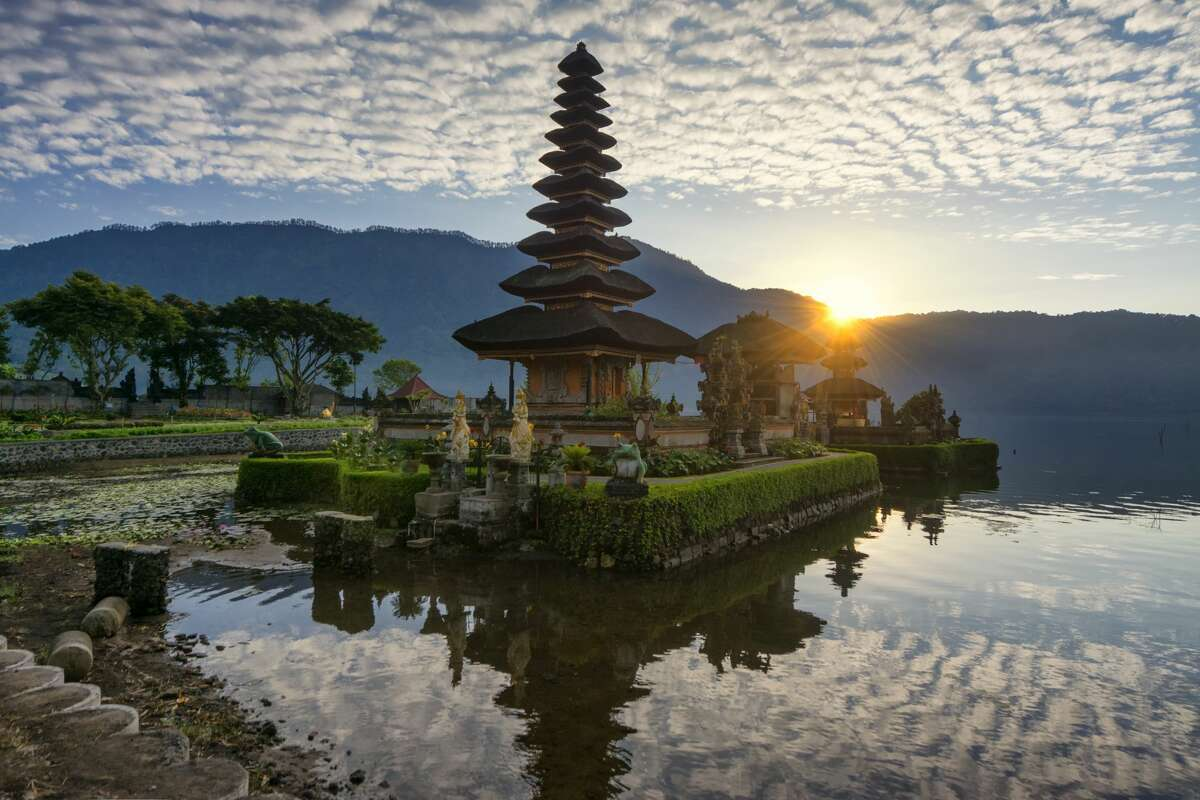 18. Experience Bali, Indonesia