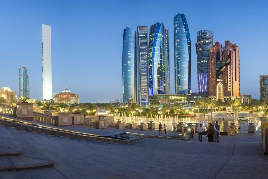 Abu Dhabi: Where: United Arab Emirates Reason to visit: Thriving treasure trove of art and architecture. Photo: Gavin Hellier/Getty Images/Robert Harding World Imagery