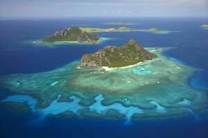 Fiji:    Where:  Oceania   Reason to visit:  On top of the unbelievable beaches and luxury resorts there is also great opportunity for scuba diving and exploring nature.