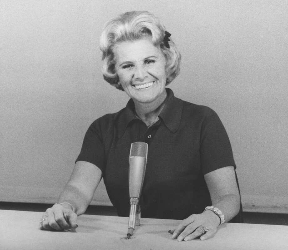Rose Marie was a child star of the 1920s and 1930s who endeared herself to TV fans on the classic '60s sitcom. Photo: Forgotten Man Films / Rose Marie Archives / Forgotten Man Films / Rose Marie Archives / Online_yes
