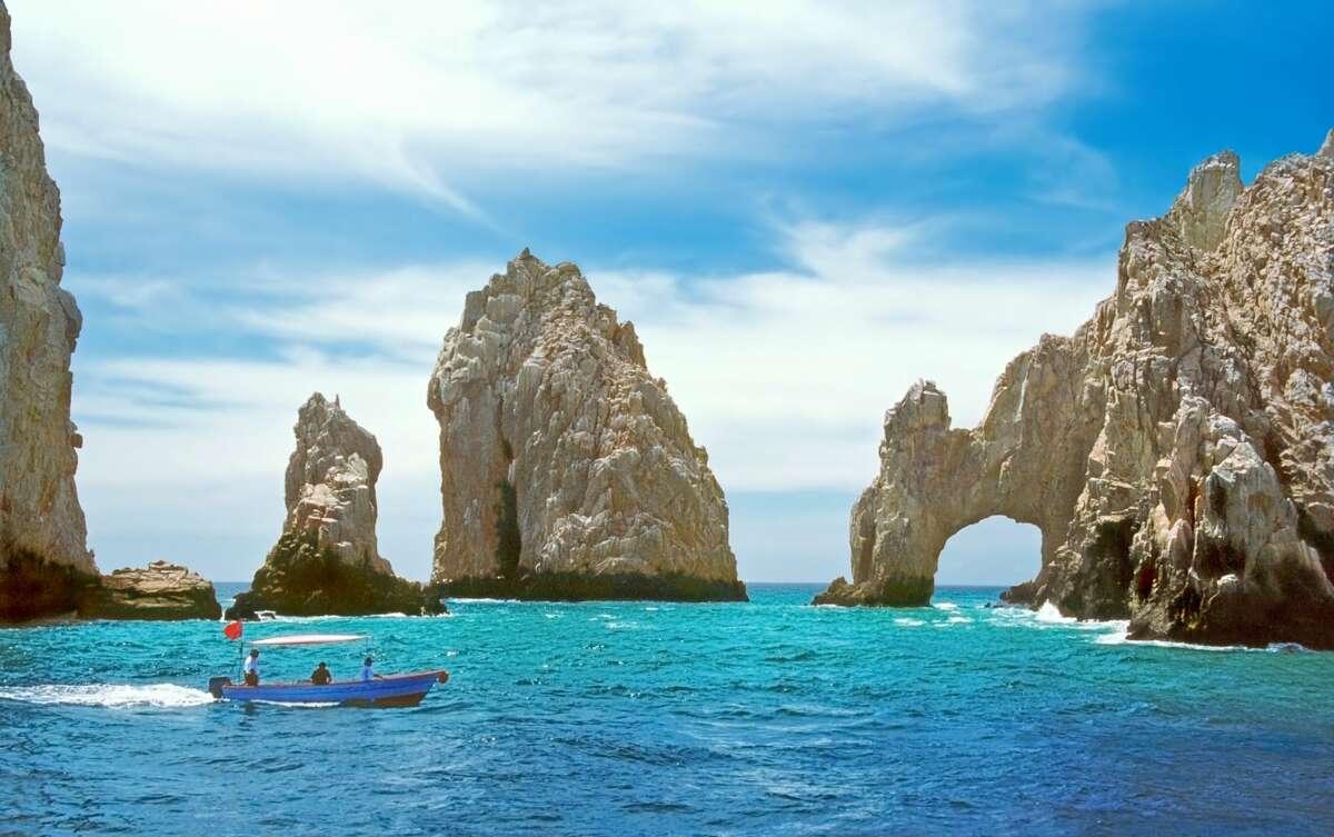 Los Cabos, Baja California Sur Level 2 warning Round trip: $784+