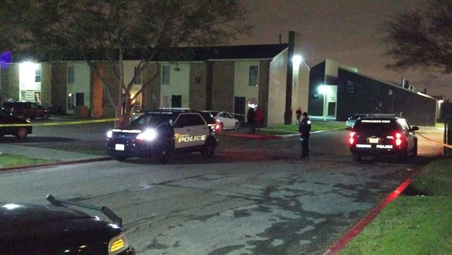 A 13-year-old was killed and two other teens were hospitalized following a shooting Thursday night on Houston's southeast side, police said.