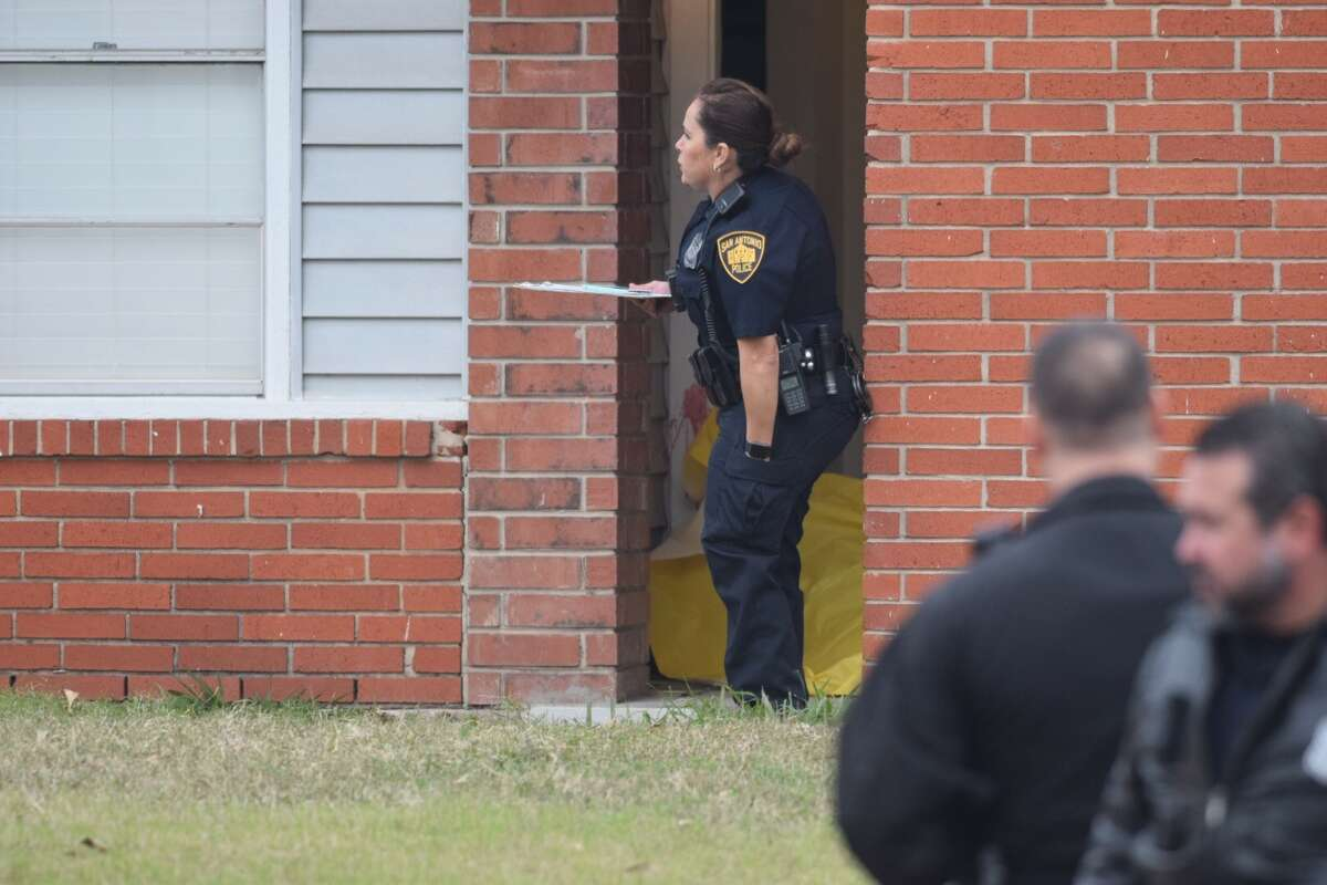 Police responded to reports of a fatal shooting around 8:30 a.m. Friday in the 4700 block of Belinda Lee on the East Side