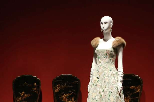 """The Glamour and Romance of Oscar de la Renta"" has been extended through March 18."