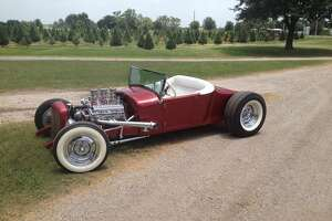 "Kyle Kleb and his father, Wayne, decided that they were going to build a hot rod together. It was a replica of the roadster the elder Kleb had built many years ago, dubbed ""Satan's Chariot."""