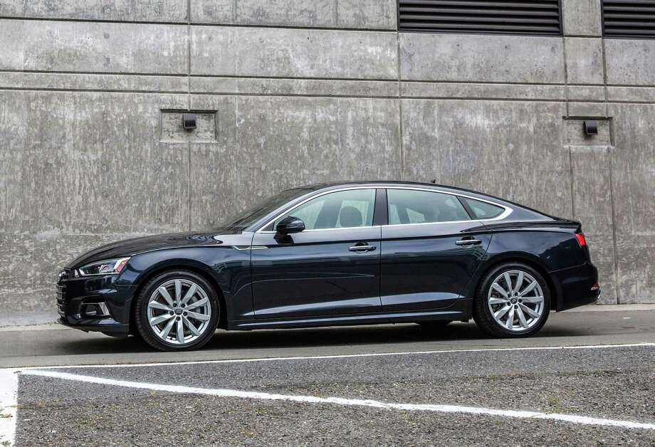 Overachieving Audi Alluring A Sportback Delivers Performance - Audi a5 sportback