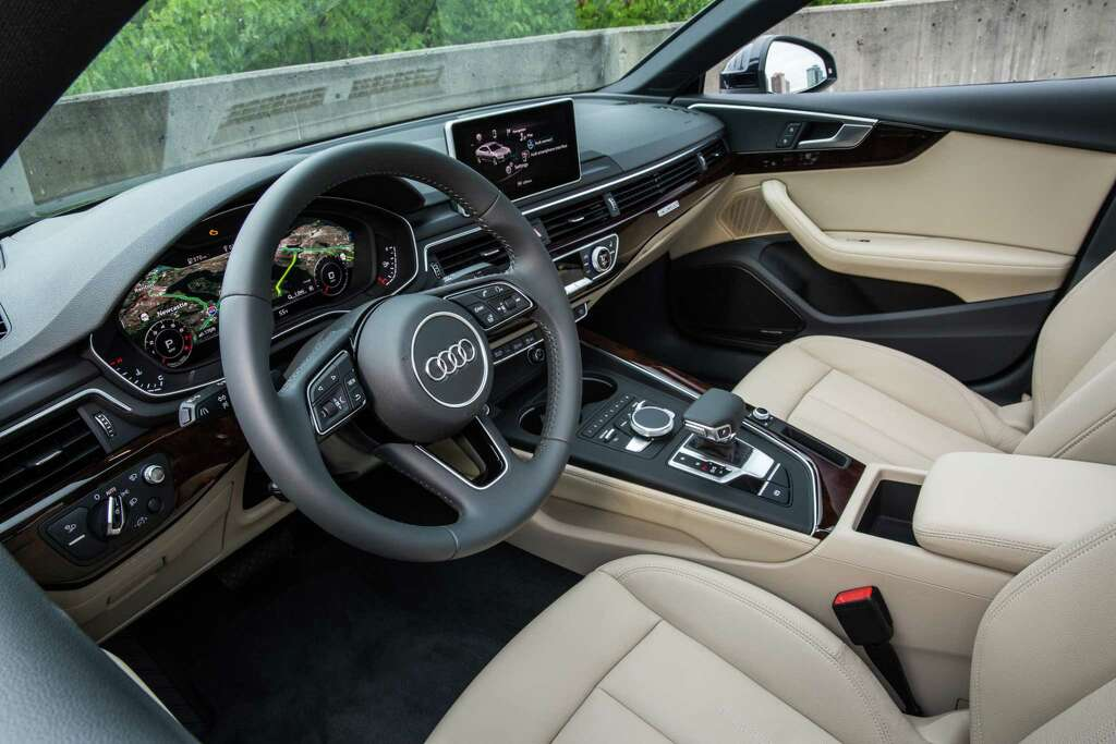 Inside The A5 Sportback S Tasteful Cabin Pers Will Discover Details Such As Front Back Adjule
