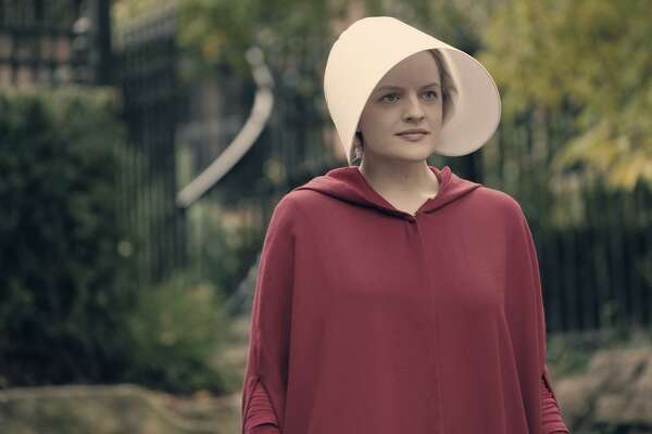 "Hulu's ""The Handmaid's Tale"" starring Elisabeth Moss was a bleak and terrifying look into a future that's not so far-fetched."