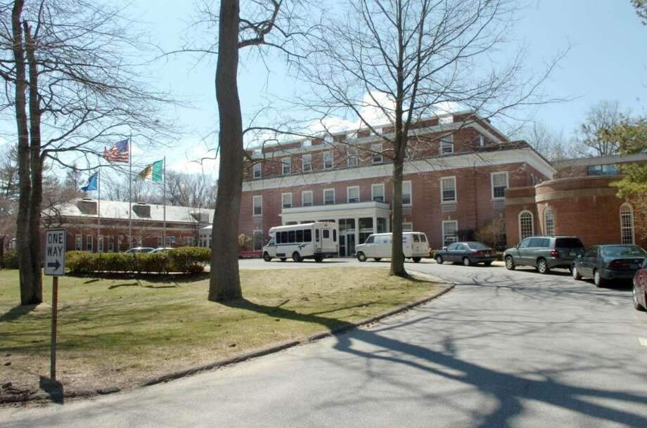 The Nathaniel Witherell nursing home in Greenwich. Photo: File Photo, ST / Greenwich Time File Photo