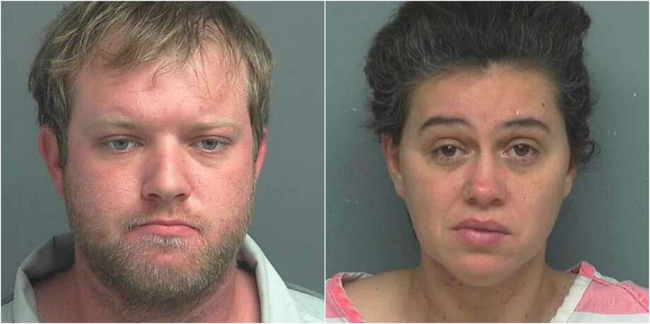 Blake Mayon and Naomi Johnston had been staying at the Dacus Baptist Church on FM 1486 since they were displaced by Hurricane Harvey. The Montgomery County Sheriff's Office put out a socila media call to find the pair after several tools and other items were stolen from the church. Mayon has now been arrested and charged with felony theft.
