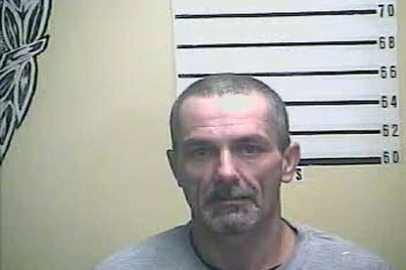 Johnny Dale Lankford, 42, was charged with harboring a vicious animal after authorities say his two dogs fatally attacked a neighbor. (Bell County Sheriff's Department)