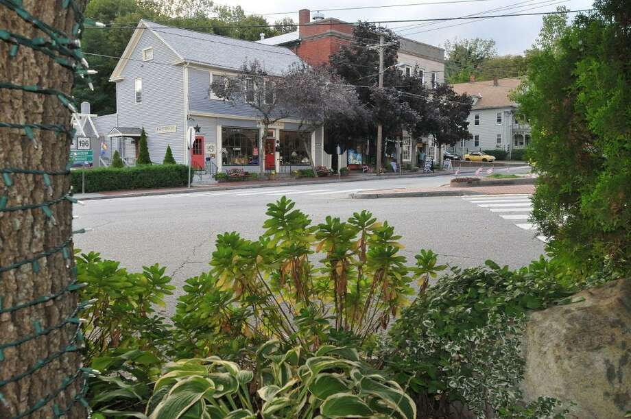 East Hampton Village Photo: File Photo / TheMiddletownPress
