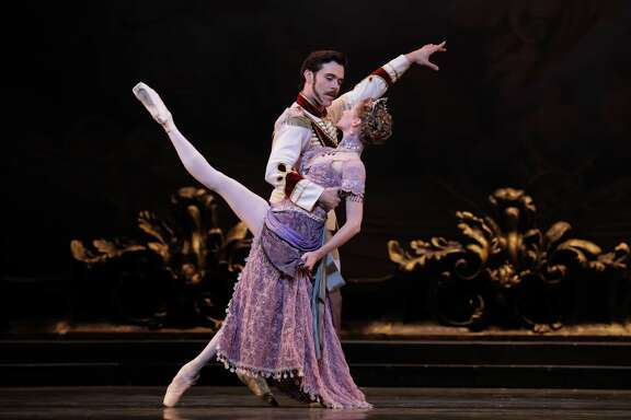 "Connor Walsh (Prince Rudolf) and Sara Webb (Countess Marie Larish) were among the talents who made Houston Ballet's premiere of Sir Kenneth MacMillan's ""Mayerling"" a night to remember."
