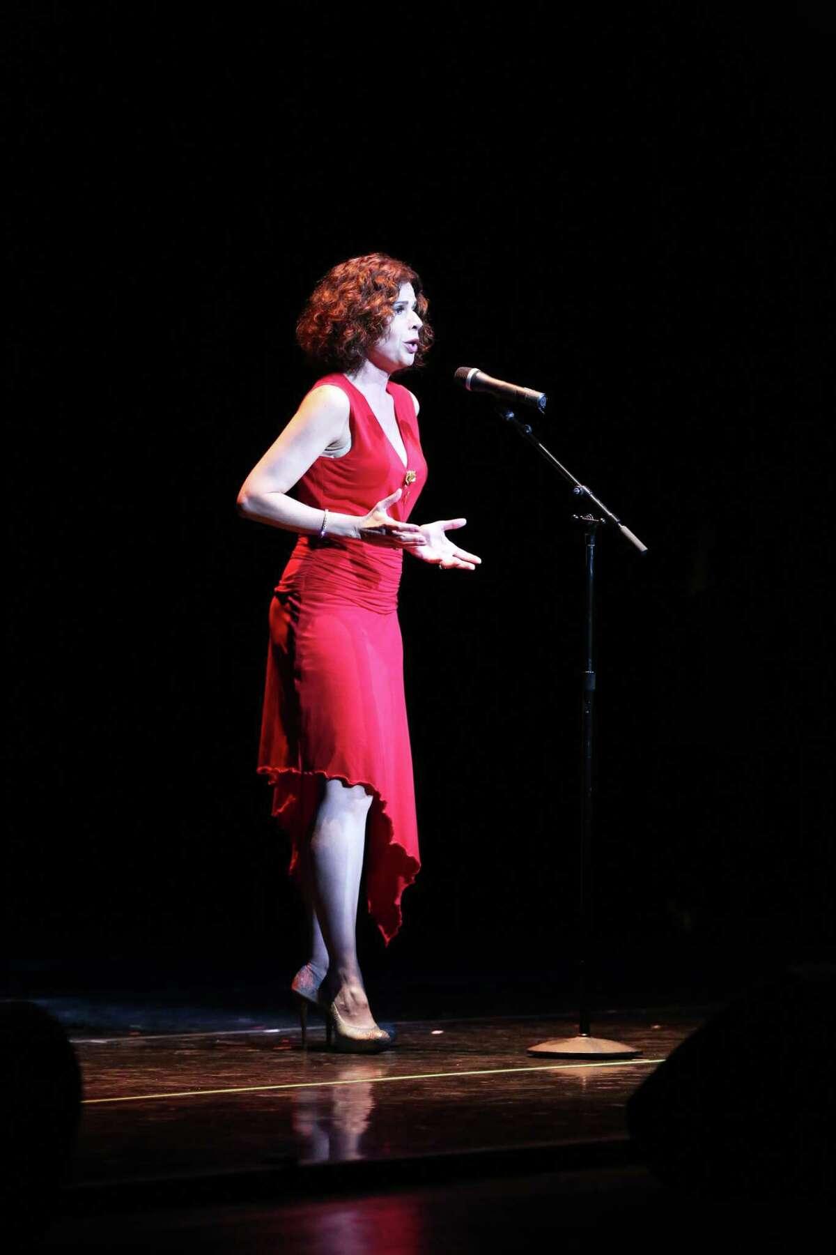 Houston Grand Opera favorite Ana Maria Martinez opened the