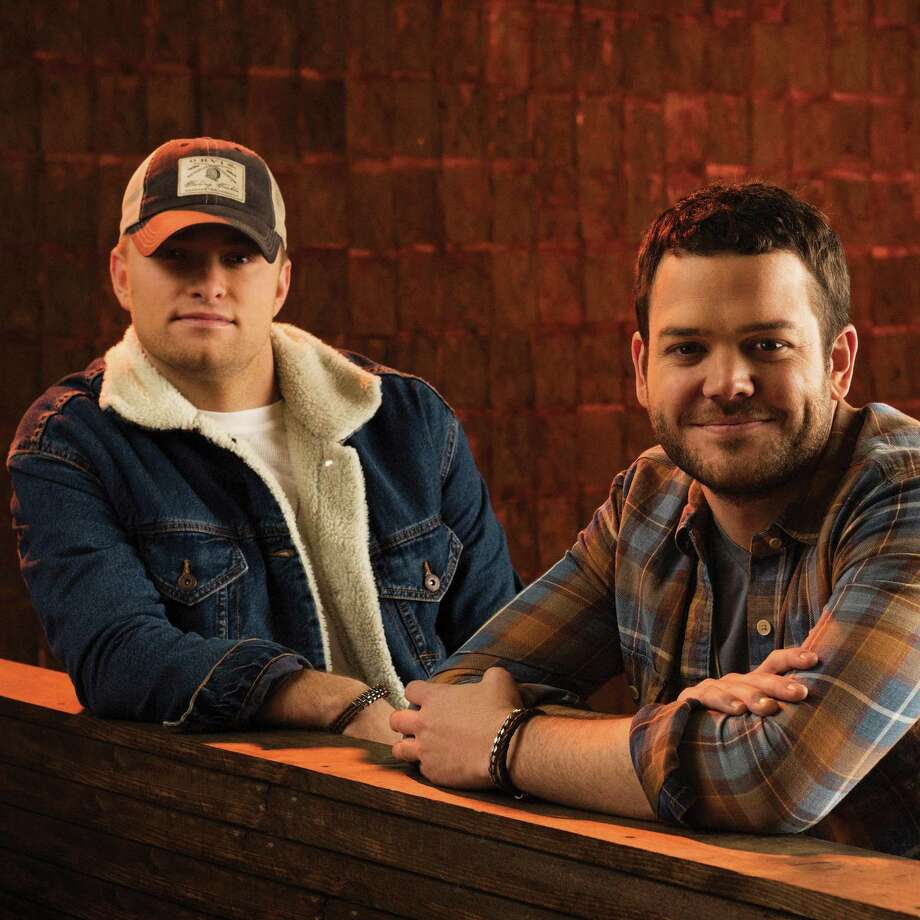 Jordan Walker, left, and Johnny McGuire, known as Walker McGuire, will perform at Mohegan Sun's Wolf Den on Jan. 7. Photo: Mohegan Sun / Contributed Photo