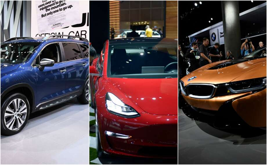 Electric and hybrid vehicles will continue to be the focus of car manufacturers for 2018 and beyond.