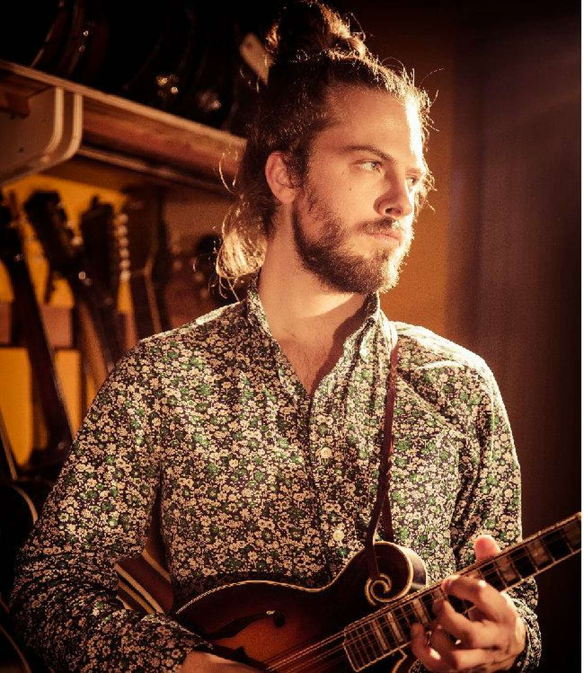 Noted mandolinist Jacob Jolliff - a star of the Yonder Mountain String Band - brings his own group to the Fairfield Theatre Company's StageOne on Friday, Jan. 5.