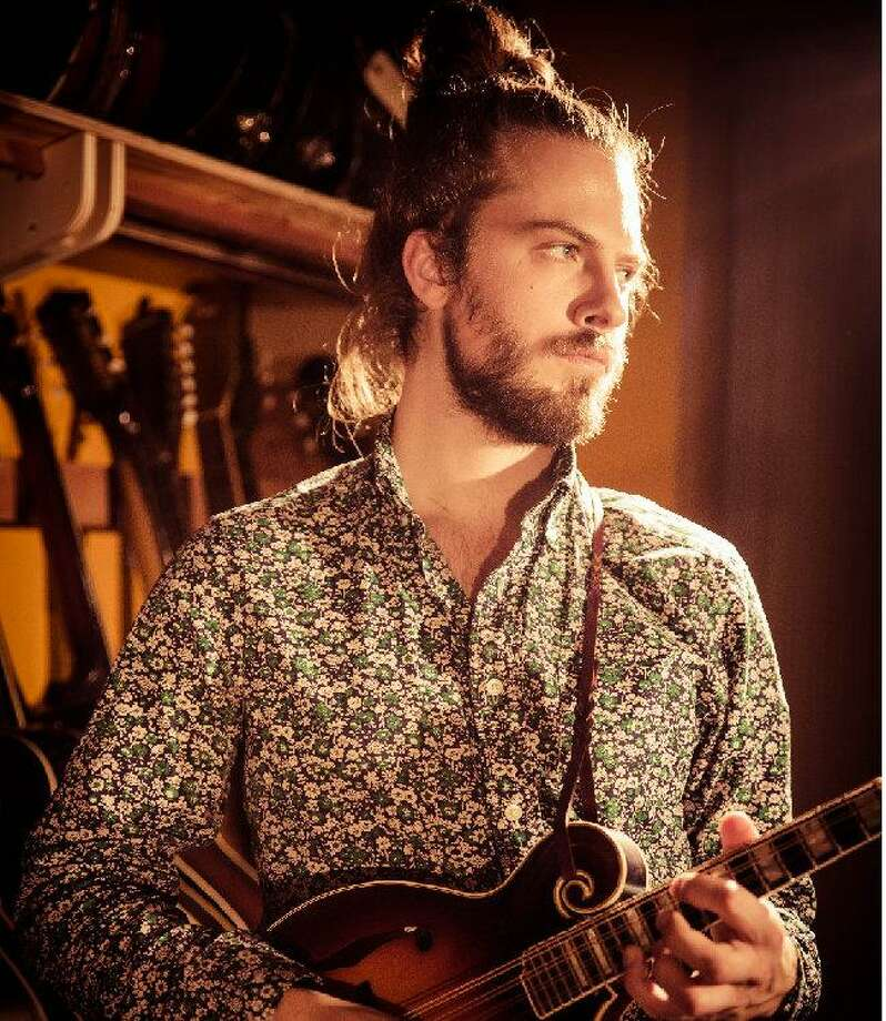 Noted mandolinist Jacob Jolliff — a star of the Yonder Mountain String Band — brings his own group to the Fairfield Theatre Company's StageOne on Friday, Jan. 5. Photo: Contributed Photo