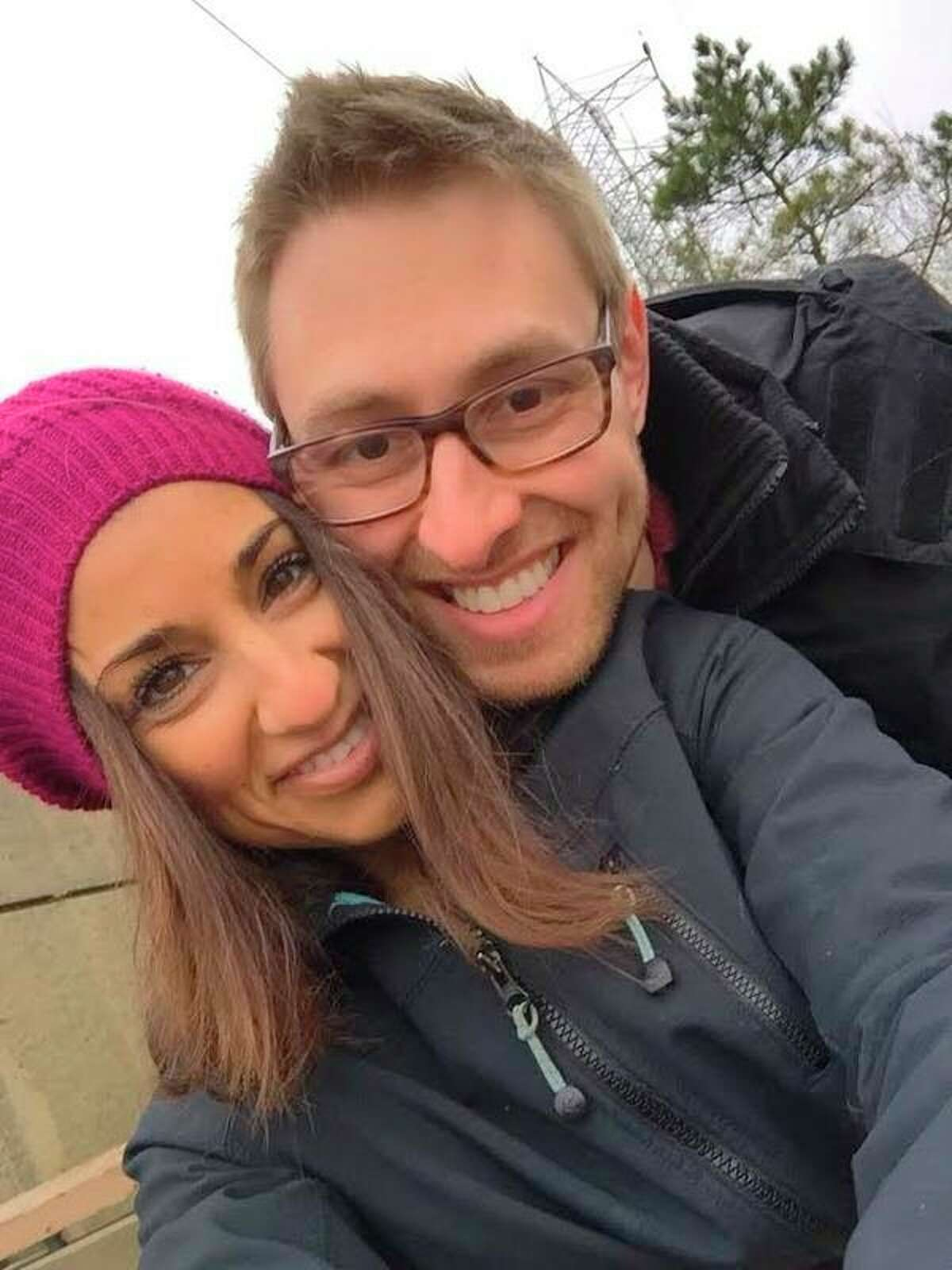 Former Midlanders Carolyn Milco and Matthew Love are eagerly planning for their wedding in May. (photo provided)