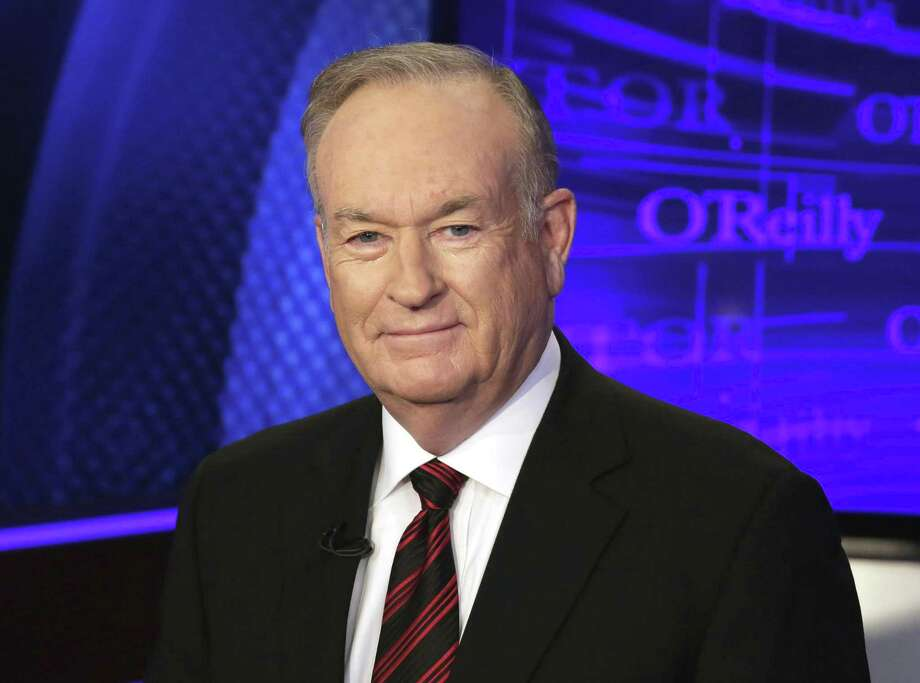 "FILE - In this Oct. 1, 2015 file photo, Bill O'Reilly, of the Fox News Channel program ""The O'Reilly Factor,"" poses for photos in New York. An ex-producer sued O'Reilly on Monday, Dec. 4, 2017, claiming he violated a confidentiality agreement related to a 2002 settlement reached over his alleged mistreatment. (AP Photo/Richard Drew, File) Photo: Richard Drew / Associated Press / Copyright 2016 The Associated Press. All rights reserved. This material may not be published, broadcast, rewritten or redistribu"
