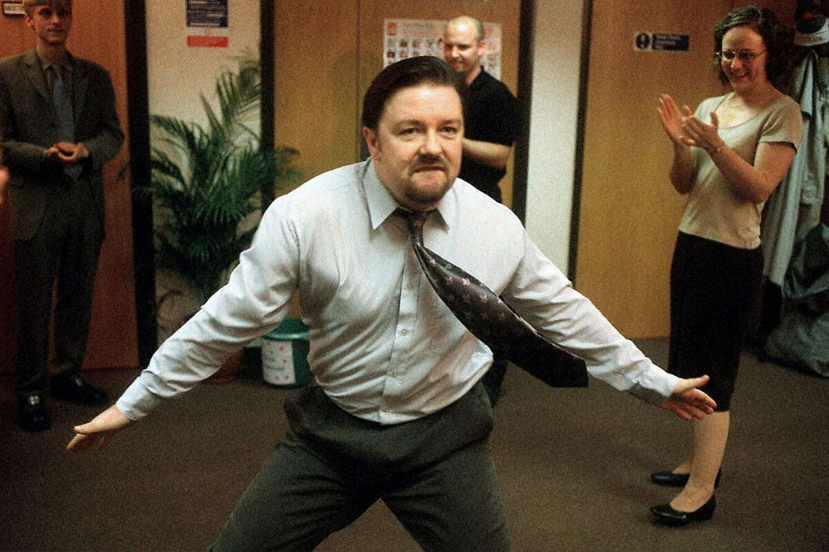 Ricky Gervais, co-creator of Britain's