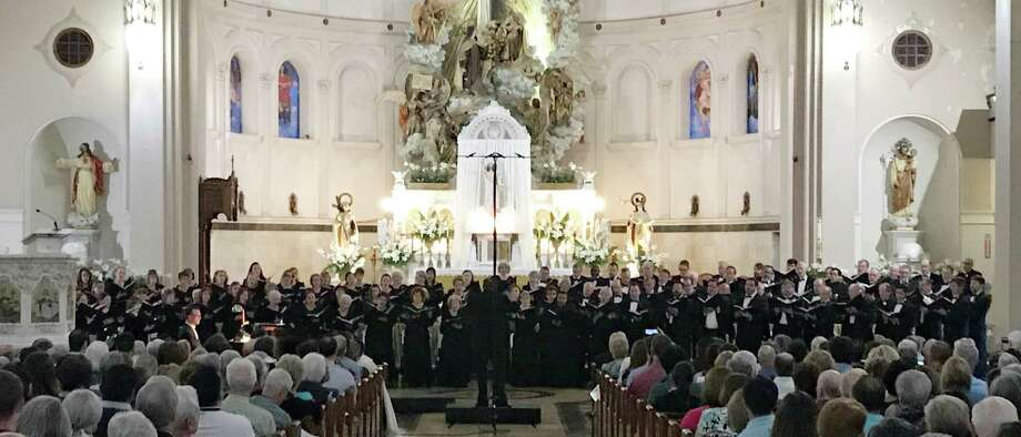 "The San Antonio Mastersingers performed Handel's ""Messiah"" this Christmas season. Photo: Courtesy San Antonio Mastersingers /"