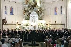 "The San Antonio Mastersingers performed Handel's ""Messiah"" this Christmas season."