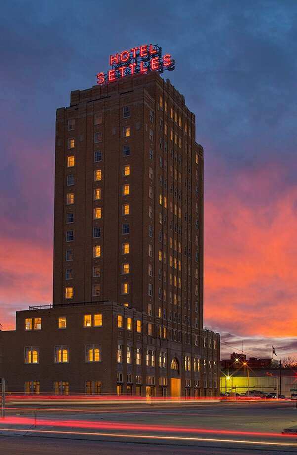 On Thursday, Hotel Settles, which is 87 years old, celebrated its fifth anniversary of operations after a $30 million refurbishing. Photo: Courtesy Photo