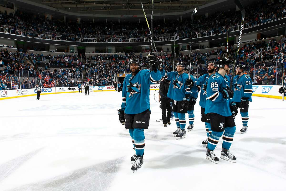 Joel Ward, who played from 2015-18 with the Sharks, formally announced his retirement on Monday.