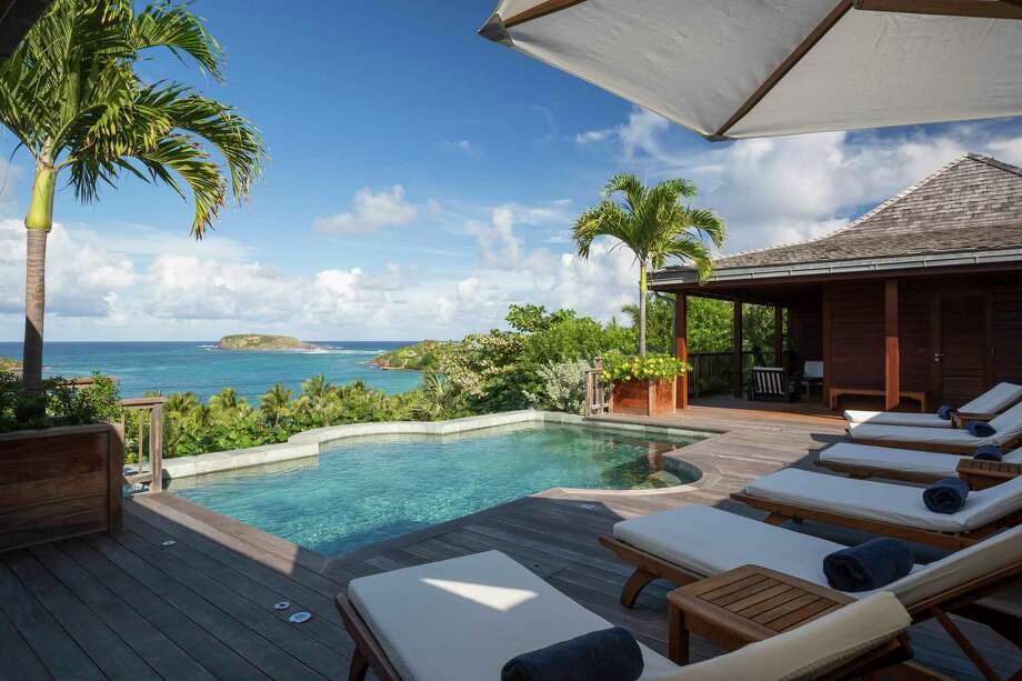 The Girasol estate in St. Barth's - sold in the range of $67 million Photo: Sibarth Real Estate / pierrecarreau@orange.fr