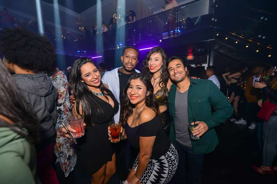 After closing for remodeling, LIVE Ultra Lounge reopened Friday night, Dec. 29, 2017, and packed S.A.'s party people on the dancefloor. Photo: Kody Melton For MySA