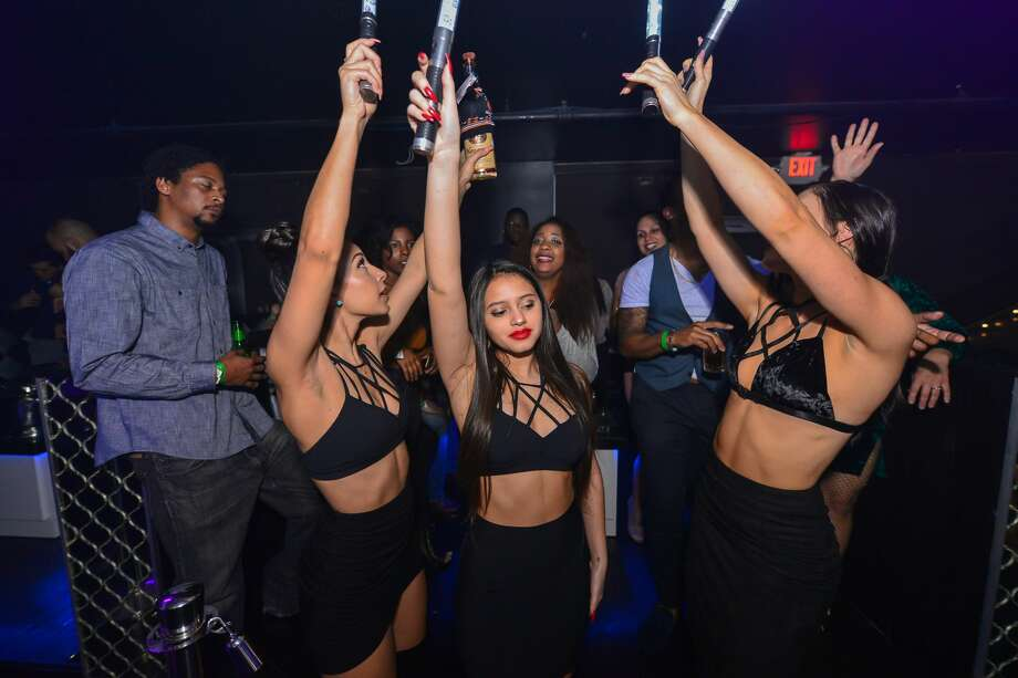 "LIVE Ultra Lounge: 19314 U.S. 281 N.""Love this nightclub. Great vibes every time I go  Got a VIP section and had amazing service- Lorena was helping my party that night. Great job. Will definitely be returning!"" -Adrianna C., Helotes, TX Photo: Kody Melton For MySA"