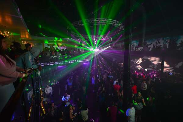 After closing for remodeling, LIVE Ultra Lounge reopened Friday night, Dec. 29, 2017, and packed S.A.'s party people on the dancefloor.