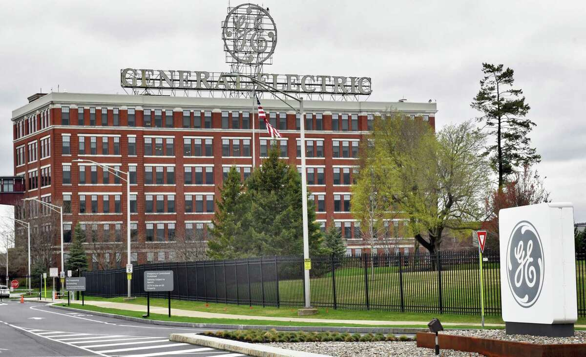 GE Power, the General Electric Co. subsidiary headquarters Friday April 21, 2017 in Schenectady, NY. (John Carl D'Annibale / Times Union)