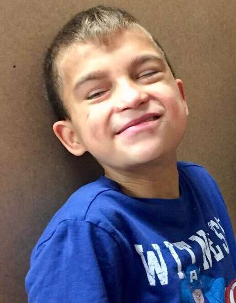 Business owner Roberto Hinojosa said his special needs son remains scared following an armed robbery where the 14-year-old was tied with zip ties. Photo: Courtesy Of Father