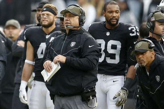 The Raiders defense has notched some major improvements since defensive coordinator John Pagano took over 10 games into the season. Oakland next faces Pagano's old team, the Chargers.