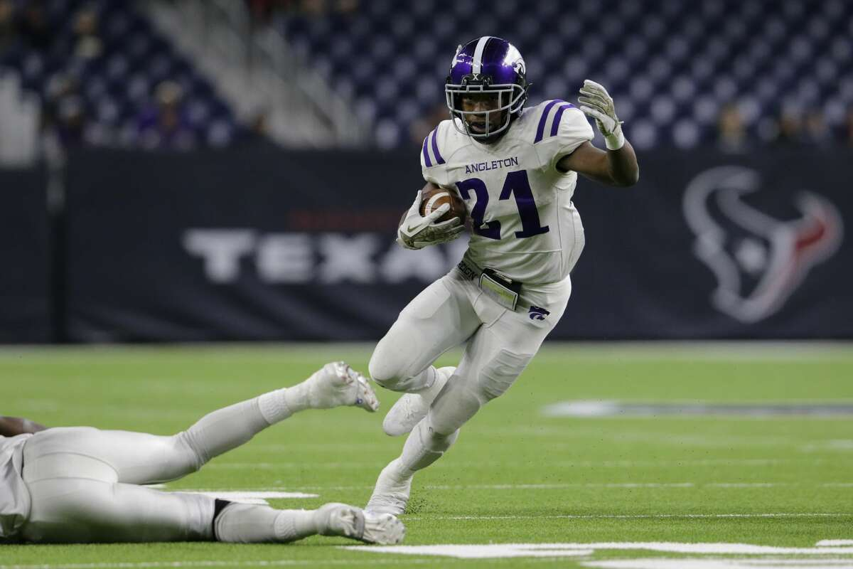 Running back TaMerik Williams, Sr., Angleton Williams is unheralded everywhere except Angleton, where he posted an 1,800-yard campaign with 21 touchdowns while driving the Wildcats to a Class 5A Division I state semifinal.
