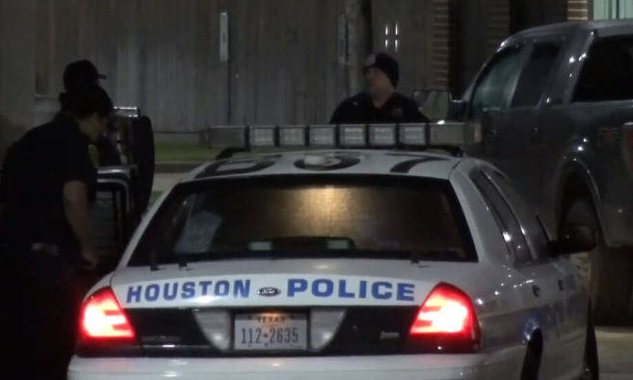 A man was wounded in a shooting near a Homewood Suites. Photo: Metro Video