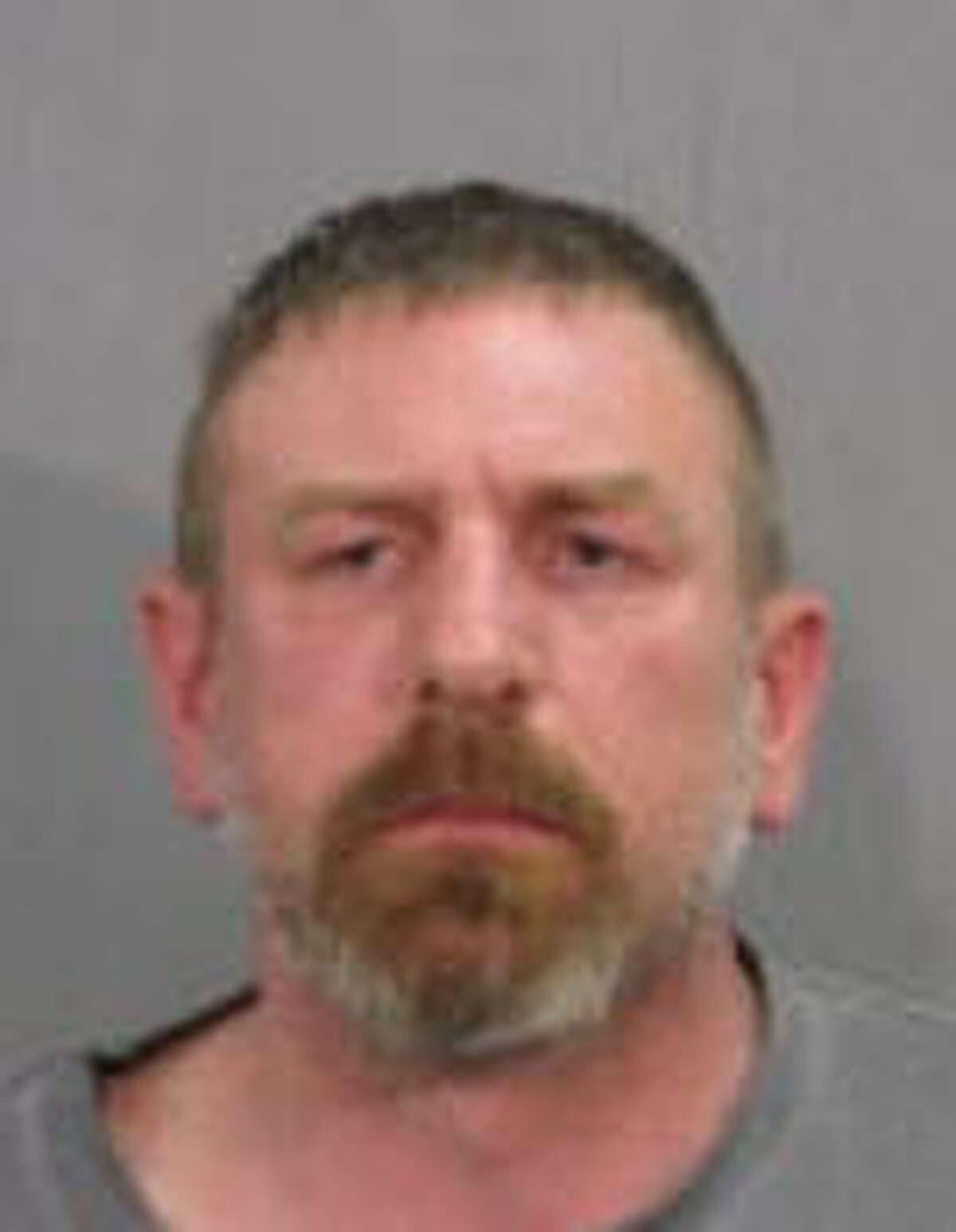 Russell Lawrence Ziemba was arrested Sunday after an incident at a downtown hotel. He is shown here in prior mugshots.