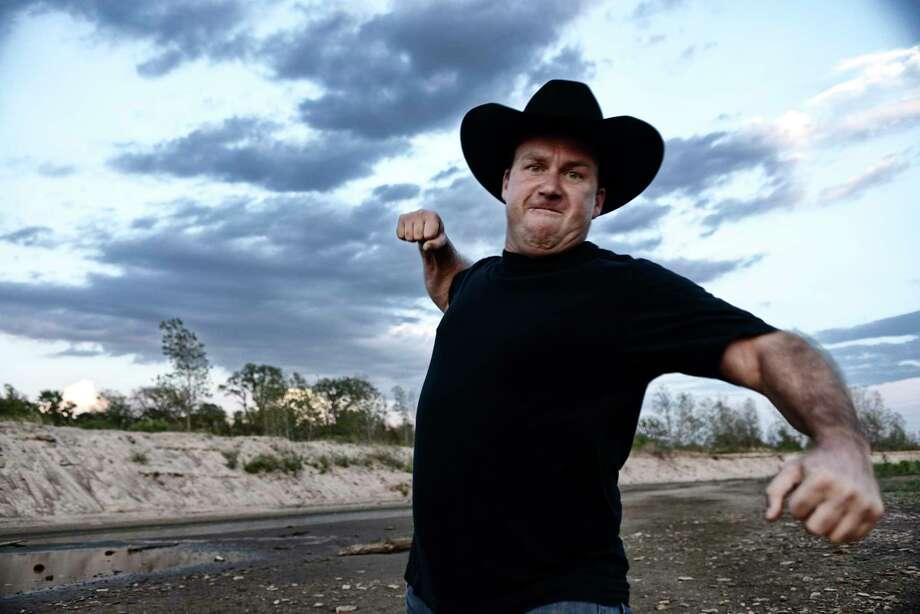 Comedian Rodney Carrington Photo: Dean Dixon