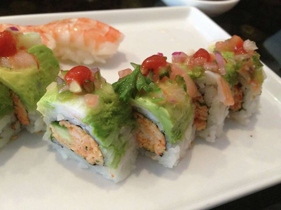 Sushi at Son Bistro in Kirbyvile. Facebook photo