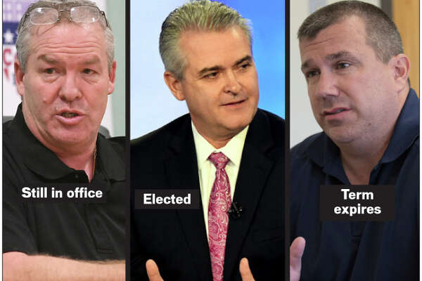 Cohoes Mayor Shawn Morse, state Assemblyman Steve McLaughlin and Milton Supervisor Daniel Lewza all denied abuse allegations against them and remained in their elected positions in 2017.